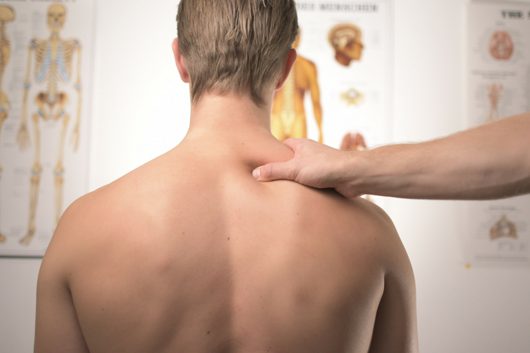 masaje fisioterapia