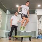 Foto de fisioterapia deportiva