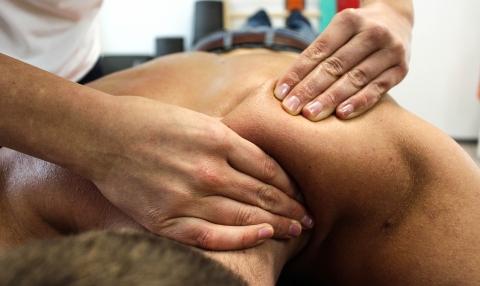 masaje fisioterapeutico traumatología
